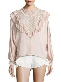 ALICE MCCALL Diamond Dancer Heaven on Earth Blouse. #alicemccall #cloth #blouse