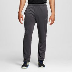 Men's Training Pant Railroad Grey L x 32 Inseam - C9 Champion, Railroad Gray