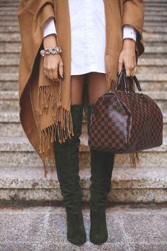 On adhère totalement à ce magnifique sac de Louis Vuitton, et vous ? www.leasyluxe.com #beautiful #luxurious #leasyluxe