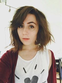 Hairstyles For Short Hair Dodie : dodie s hair her hair doddleoddle hair clark doddleoddle youtube ...