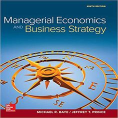 Managerial Economics And Organizational Architecture 5th Edition Pdf