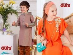 Guts By Cambridge Eid Collection 2013 For Kids | She Choice