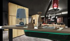 Step into the kitchen of an urban eco-protein farmer - Grow your own proteins from #DesignLab2014