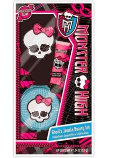 Monster High Brush And Beauty Set NEW