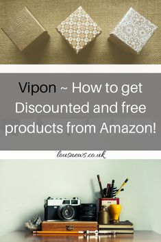Vipon ~ How to get Discounted and free products from Amazon! #free #discounts #amazon