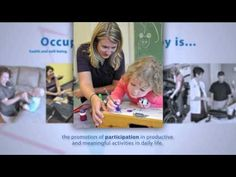 Canadian Association of Occupational Therapists Website What Is Occupational Therapy, Activities, Website, Youtube, Life, Canadian Horse, Youtubers, Youtube Movies