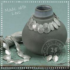 Sieraden uit de Silver-collectie van Jéh Jewels, gemaakt van geoxideerd 925 sterling wit zilver. 19327  19293 19310