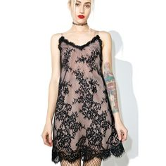 Black Nude Lace Mini Dress ($45) ❤ liked on Polyvore featuring dresses, lace cocktail dress, v neck dress, lace detail dress, lacy dress and v neck short dress