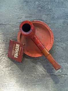 Vintage Amphora X-tra 819 Tobacco Pipe by RelixMpls on Etsy