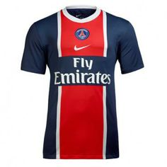 Maillot PSG Domicile Collection 2011-2012