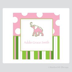 Enclosure CardCalling CardGift tag by studio160design on Etsy, $12.00
