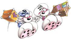 <3 Diddle & Pimboli <3