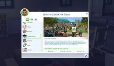 University Career Mod 11 Degrees by kawaiistacie at Mod The Sims • Sims 4 Updates