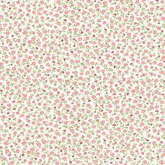 Robert Kaufman Fabrics: SB-6112D4-1 BLOSSOM by Sevenberry from Sevenberry: Petite Garden