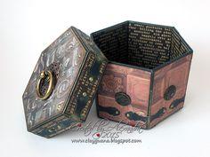 Hexagon Box Tutorial -  Part 1