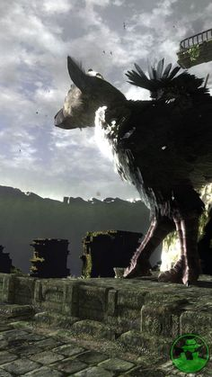 The Last Guardian. *sobs* Why you no made this game?! It looked so AWESOME!!!1!