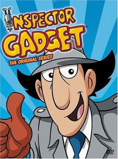 aa3dd8b04 I just to make my family watch this during dinner! Inspektor Gadget, 80s  Kids