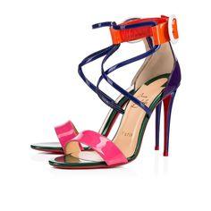 79a2ea5ff3af Shoes - Choca - Christian Louboutin Strappy Shoes