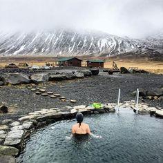 Grettislaug, Iceland