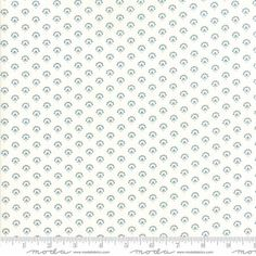 United Notions - Moda-Christopher Wilson Tate Regency White Quality Cotton by the Yard or Yardage Christopher Wilson, Off White, Blue And White, Blue Fabric, Regency, Blues, Floral, Design, Fabrics