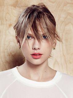 Taylor Swift for Harper's Bazaar Germany - 2014.