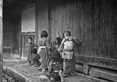 History in Photos: Arnold Genthe - Japan 1908