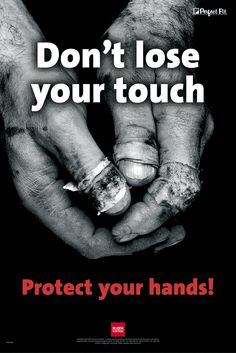 2010 C HAND PROTECTION SAFETY POSTER