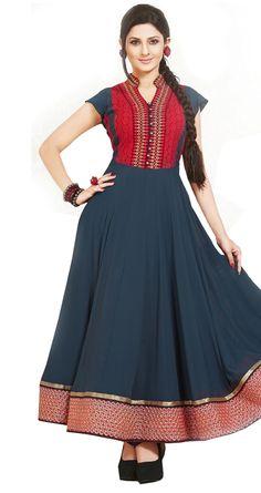 Designer #SalwarSuit   #craftshopsindia