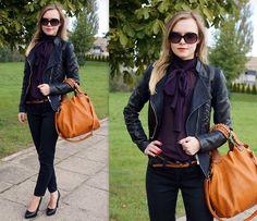 Deichmann Heels, Tk Maxx Jeans, All   Bag, Guess? Sunglasses, Nn     Top