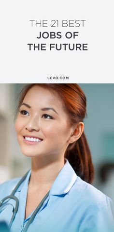 Does yours make the list? These are the projected best jobs to have in the coming decade. @levoleague www.levo.com