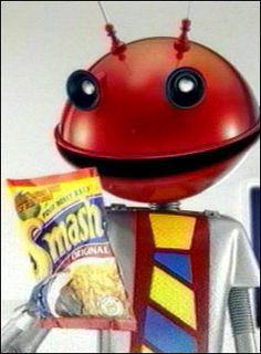 Image detail for -Martians' Smashing advert