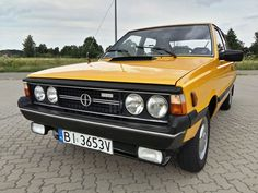 FSO Polonez 1500 - rocznik 1500 #cars #classics #vintage #borewicz #polonez #fso