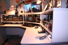 Ham Radio Shacks | What is your Dream Shack? ‹ SPARKY's Blog