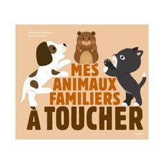 Livre Mes animaux familiers pour enfant de 3 ans à 5 ans - Oxybul éveil et jeux