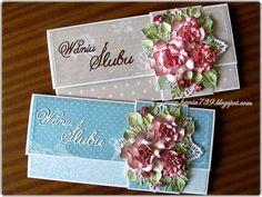 Kopertówki Fancy Envelopes, Decorated Envelopes, Handmade Envelopes, Origami Envelope, Gift Envelope, Envelope Design, Wedding Cards Handmade, Handmade Birthday Cards, Greeting Cards Handmade