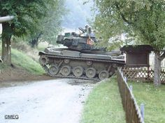 M60 tank, photo taken from Facebook Group.