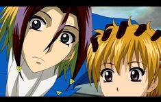Neuro and Yako ❣️