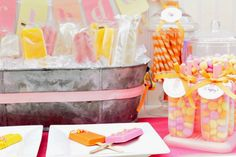 Cupcake Wishes & Birthday Dreams: {Etsy Shop} Summertime Cool Out Party