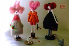 poupées paulette: les nouvelles!