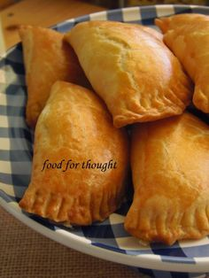Food for thought: Τυροπιτάκια κουρού Pureed Food Recipes, Greek Recipes, Cooking Recipes, Food N, Food And Drink, Greek Pastries, Armenian Recipes, Greek Dishes, Savoury Dishes