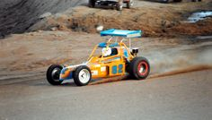 1992 Pikes Peak Hill Climb race John Johnson N/D  VW motor