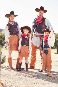 Cowboy Costume for Kids | Chasing Fireflies