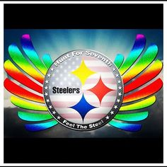 We are going to Super Bowl this year and are going to go for the Steelers Images, Pitsburgh Steelers, Here We Go Steelers, Steelers Stuff, Football Stuff, Pittsburgh Steelers Wallpaper, Pittsburgh Football, Nfl Logo, Steeler Nation