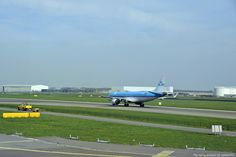 Amsterdam Airport Schiphol (IATA: AMS, ICAO: EHAM)