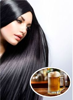 Beer - 9 Home Remedies for Treating Split Ends