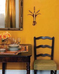 Entryway #marigold