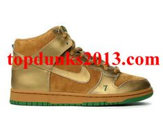 Lucky Edition Nike Dunk High Top Pro SB Fast Shipping