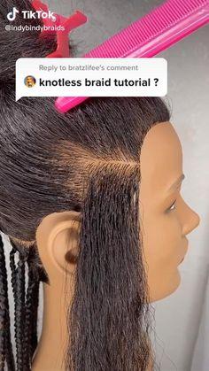 Box Braids Hairstyles For Black Women, Braids Hairstyles Pictures, Protective Hairstyles For Natural Hair, Twist Braid Hairstyles, African Braids Hairstyles, Braids For Black Hair, Natural Hair Styles, Long Hair Styles, Protective Style Braids