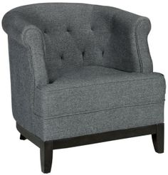 Emma Tufted Chair - Accent Chairs - Living Room - Furniture | $299HomeDecorators.com