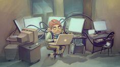funny wallpaper for desktop background, 440 kB - Teddy Black